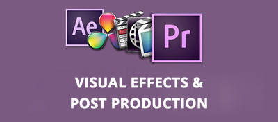 Visual Effects and Post production course in thrissur