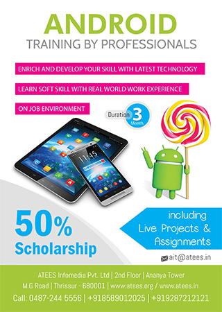 Android Course in Thrissur