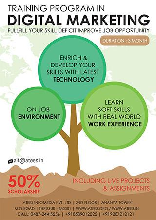 Digital marketing Training in Thrissur
