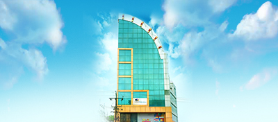 ATEES infomedia pvt ltd thrissur building