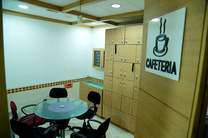 AIT Thrissur Cafeteria